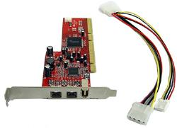 Firewire 800 card (PCI-bus)