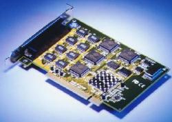 8 serial port PCI-bus card (9-pin)