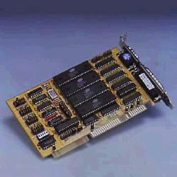 4 serial port ISA-bus card