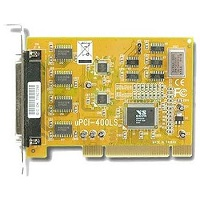 4 serial port PCI-bus card (9-pin)