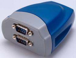 USB to serial adapter (2 port)