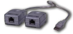 USB CAT5 Extender