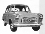 Parts for Ford Prefect and other English 100E Fords
