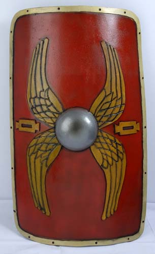EagleFlex Roman Trooper Shield