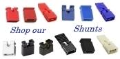shop our Colored Shunts